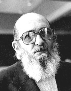 Paulo Freire, from Wikimedia Commons